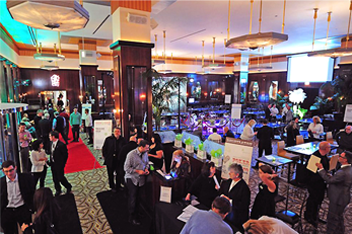 CORPORATE EVENT casino theme Chicago Illinois