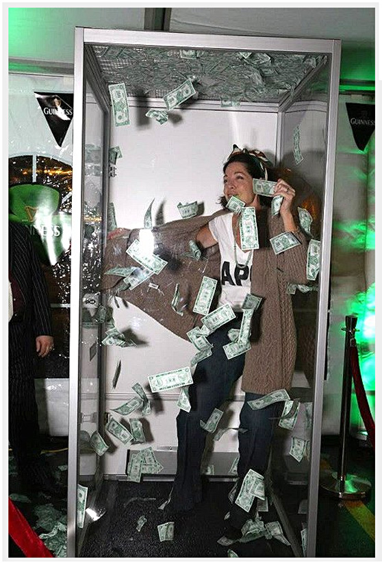 money raffle