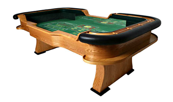 Craps – Casino Party Game Table Rental in Illinois