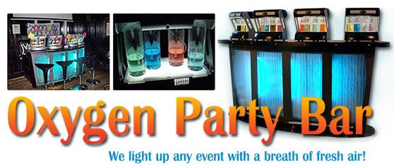Oxygen Bar Casino Party Game Illinois