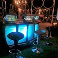 Casino Party Planners has oxygen bars