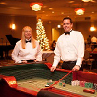 professional casino party dealers