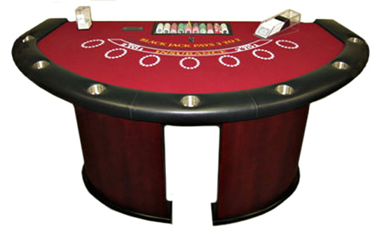 Blackjack Casino Party Game Illinois